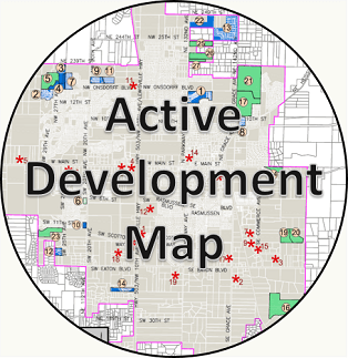 Active Development Map