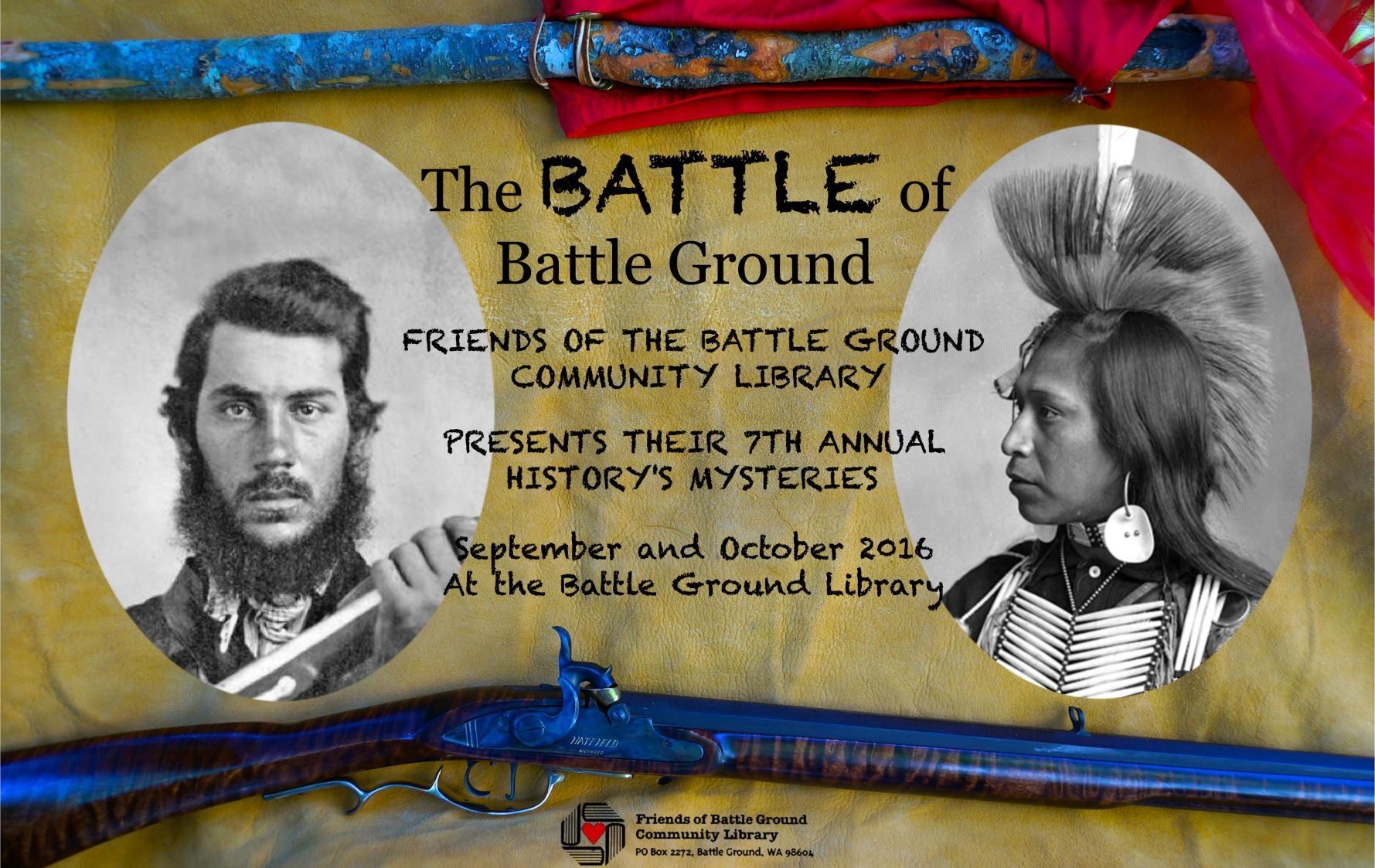 The Battle of Battle Ground Exhibit