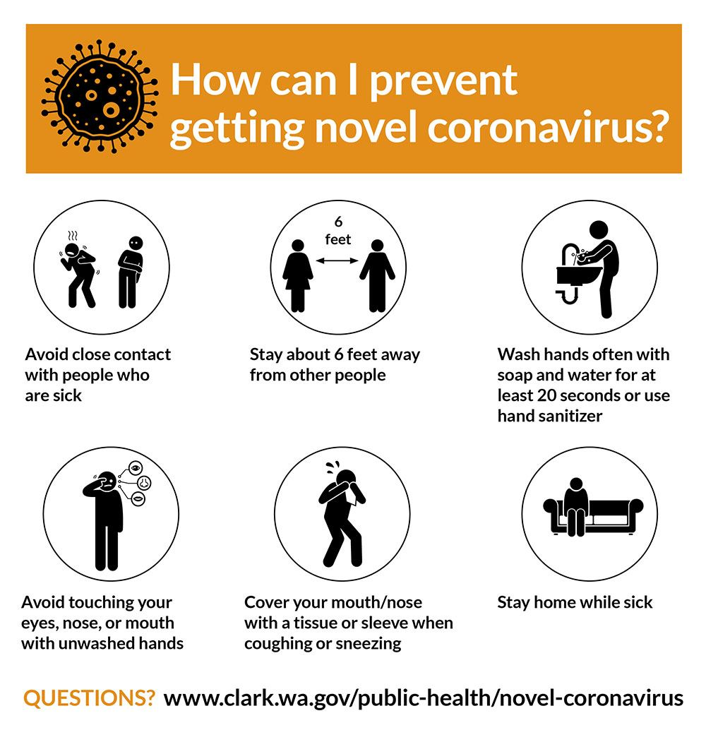 How can I prevent getting COVID-19