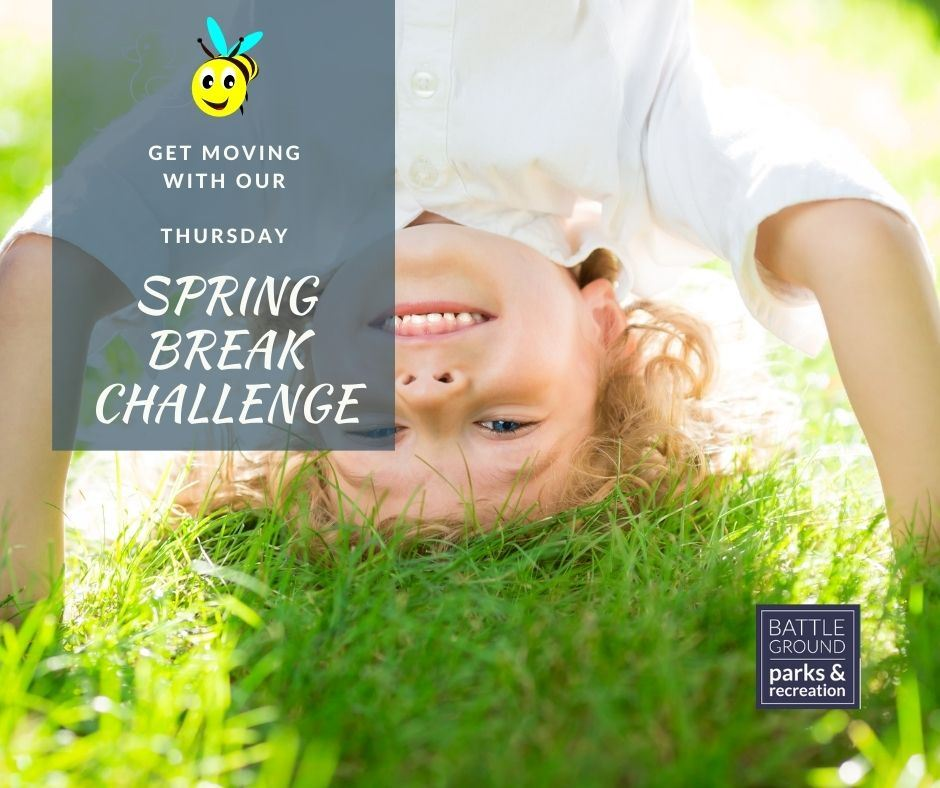 Thursday - Move into Spring!