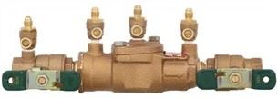 Backflow - DCVA Device