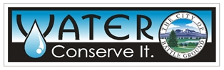 Water - Conserve It logo
