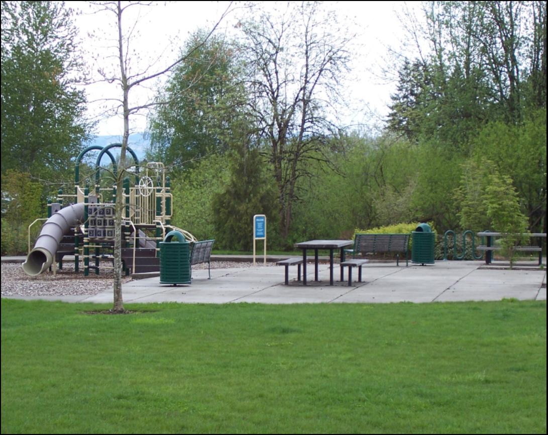Cresap Park Play Equipment