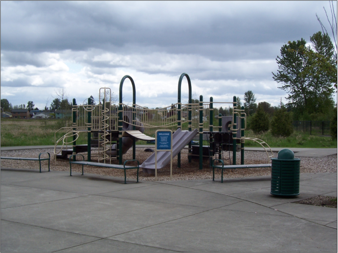 Florence Robison South Play Equipment