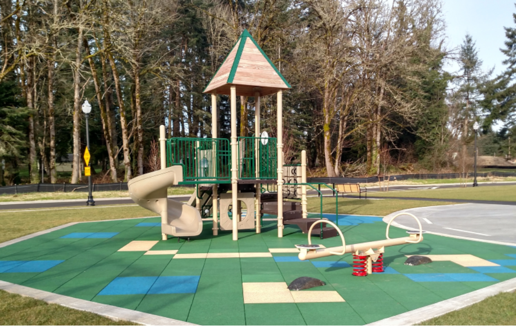Whispering Pines Play Equipment