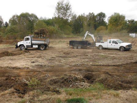 Stormwater Facility Reconstruction