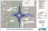 SR-502 and 503 Intersection Improvement Project