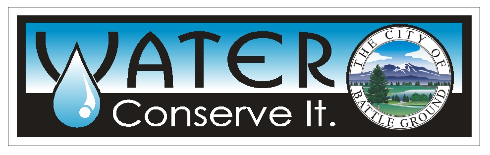 Conserve Water Logo